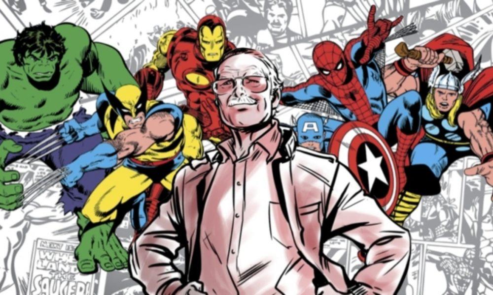Obrigado Stan Lee