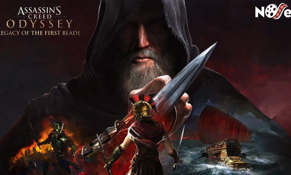Ubisoft lança em dezembro primeiro conteúdo extra de Assassin's Creed Odissey