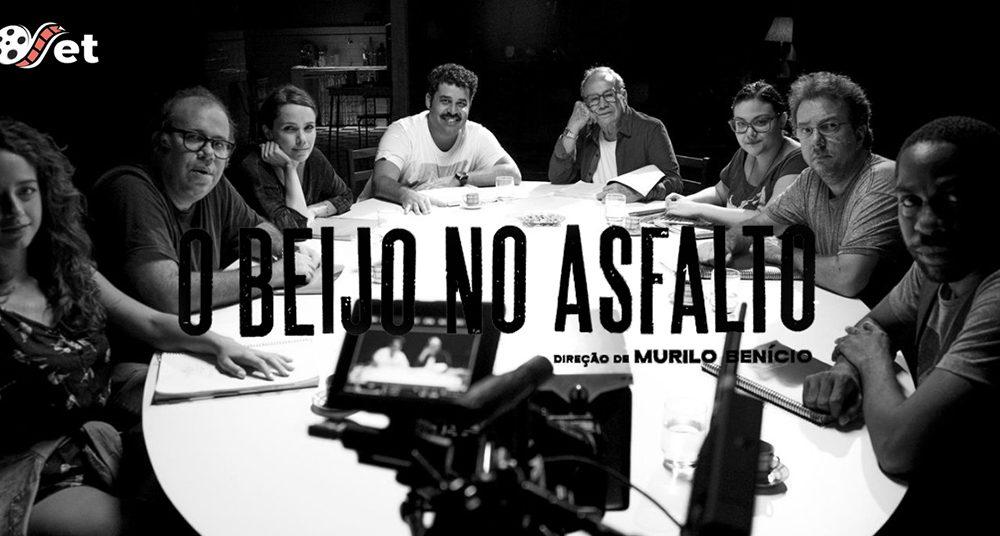 O Beijo no Asfalto: obra-prima e uma aula de cinema e teatro.