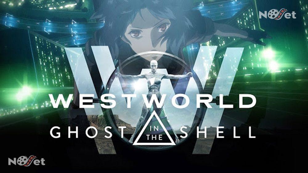 Quais as referências que Westworld usou com base em Ghost in the Shell?