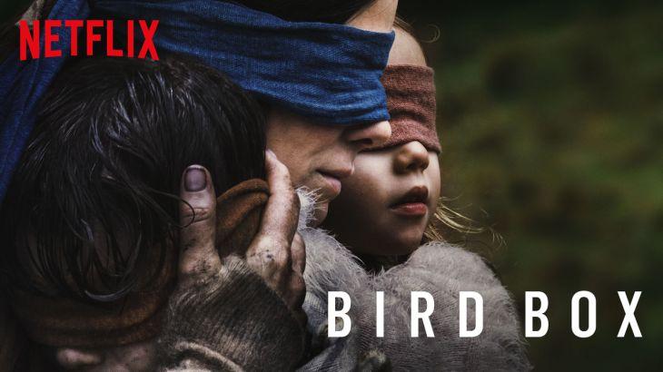 Bird Box na Netflix: Muito Burburinho por Nada.