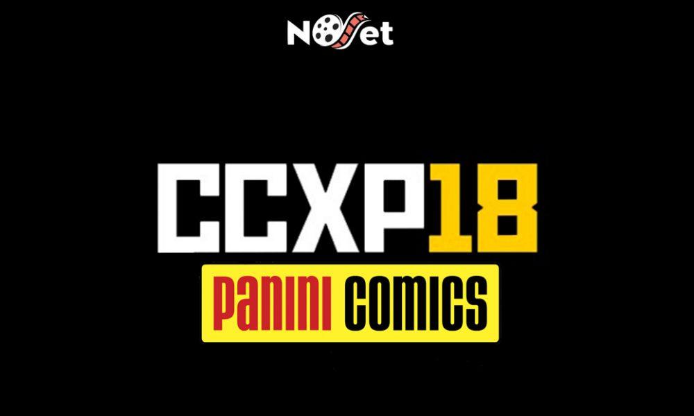 CCXP 2018: Panini traz Mauricio de Sousa, Sepultura, Danilo Beyruth e muitas outras atrações.