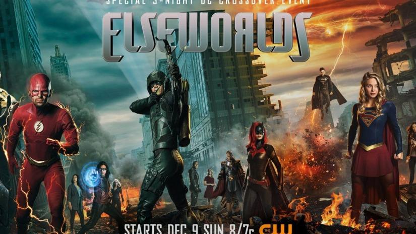 The CW & DC Elseworlds 2018: O Maior Cross no Arrowverse.