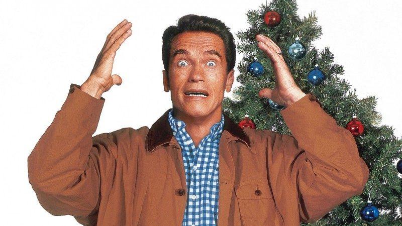 Um Herói de Brinquedo (1996): Um Conto de Natal de Arnold Schwarzenegger.