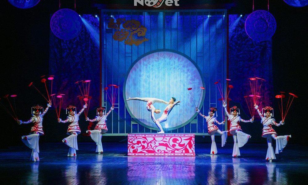 """""""China Esplêndida"""" é o espetáculo que marco o retorno do Circo da China ao Brasil"""