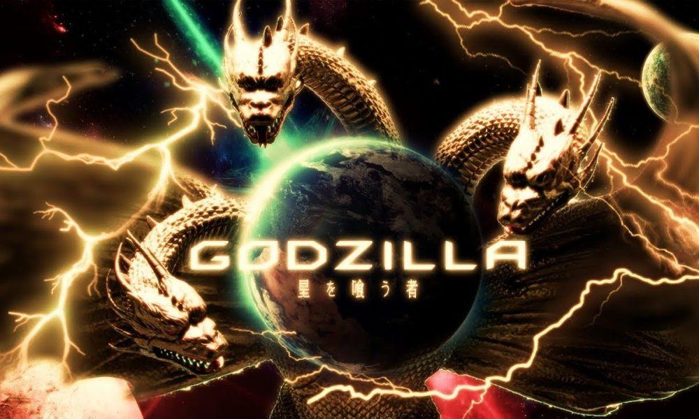 Godzilla: The Planet Eater 2018 (Netflix)