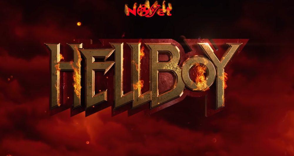 Hellboy: trailer nacional, pôsteres e tudo mais sobre o retorno do bom demônio.