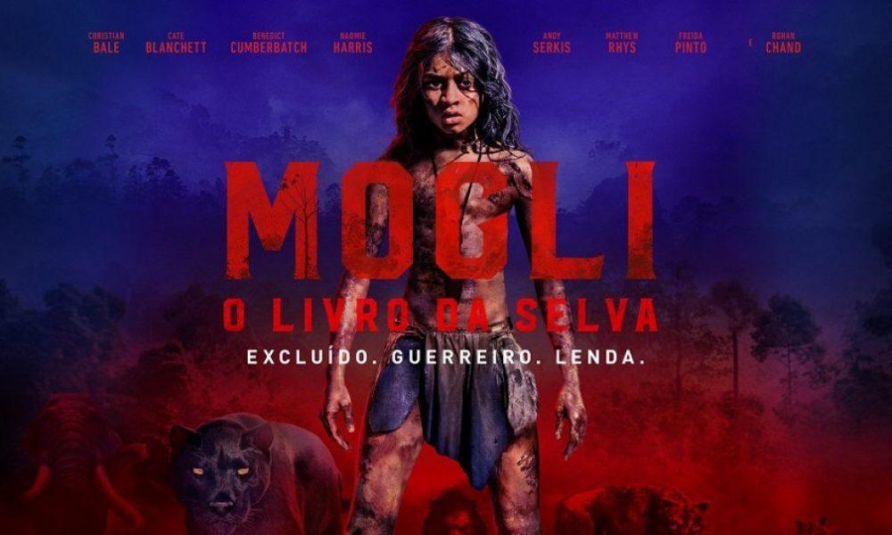 Mogli – Entre dois Mundos (2018) VS O Livro da Selva (2016)