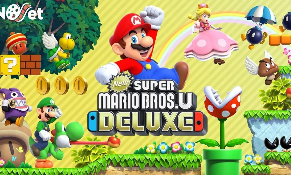 Review: New Super Mario Bros. U Deluxe