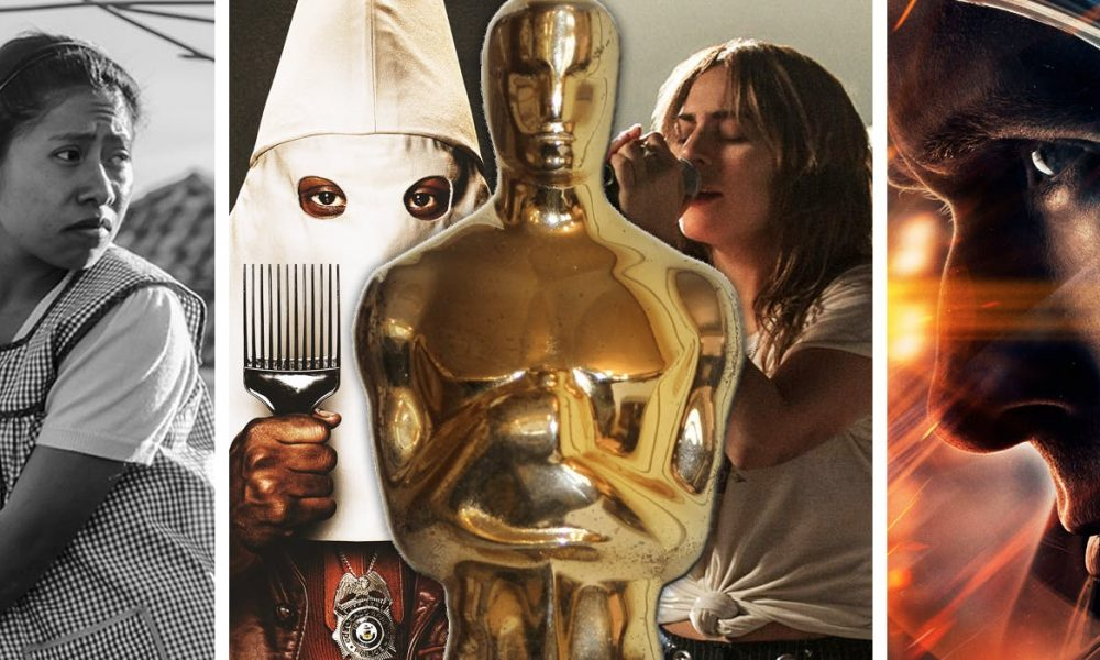 Oscar 2019: Veja a lista completa dos filmes indicados à estatueta