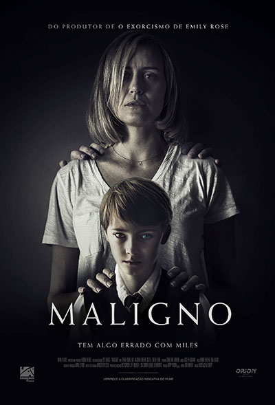 """""""O Maligno"""", terror muito esperado para março desse ano, ganha novo trailer oficial impactante"""