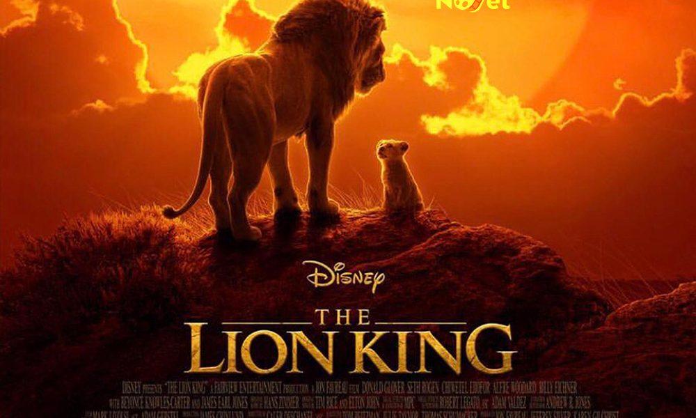 Novo pôster de O Rei Leão surpreende pela beleza. Teaser revela novas cenas.