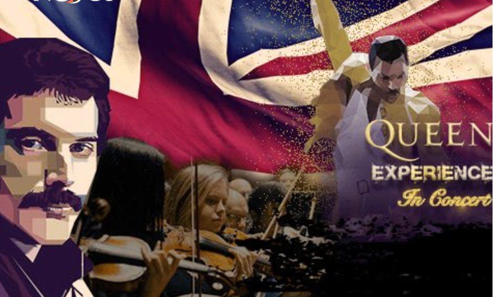Theatro Net SP apresenta: Tribute Queen Experience In Concert.