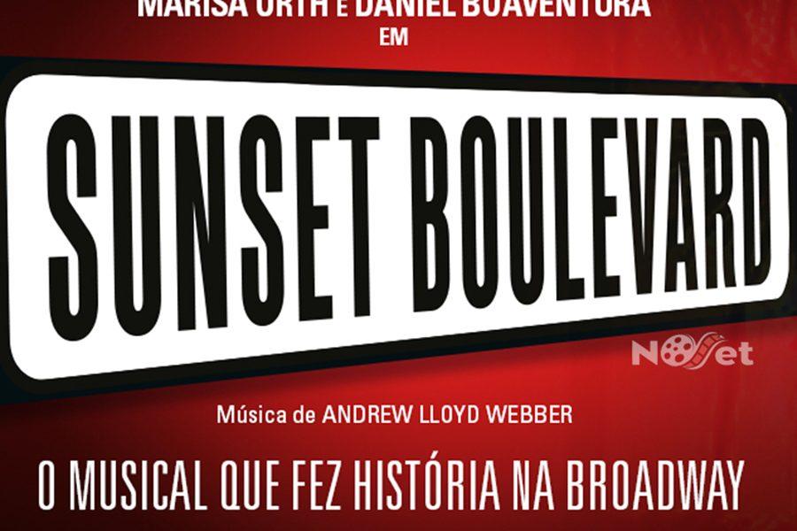 """Com Marisa Orth e Daniel Boaventura, """"Sunset Boulervard"""" estreia em março no Teatro Santander."""