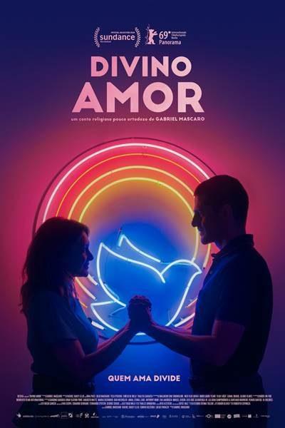 """Gabriel Mascaro divulga o pôster e o teaser de seu """"Divino Amor"""", longa lançado no Festival de Sundance"""