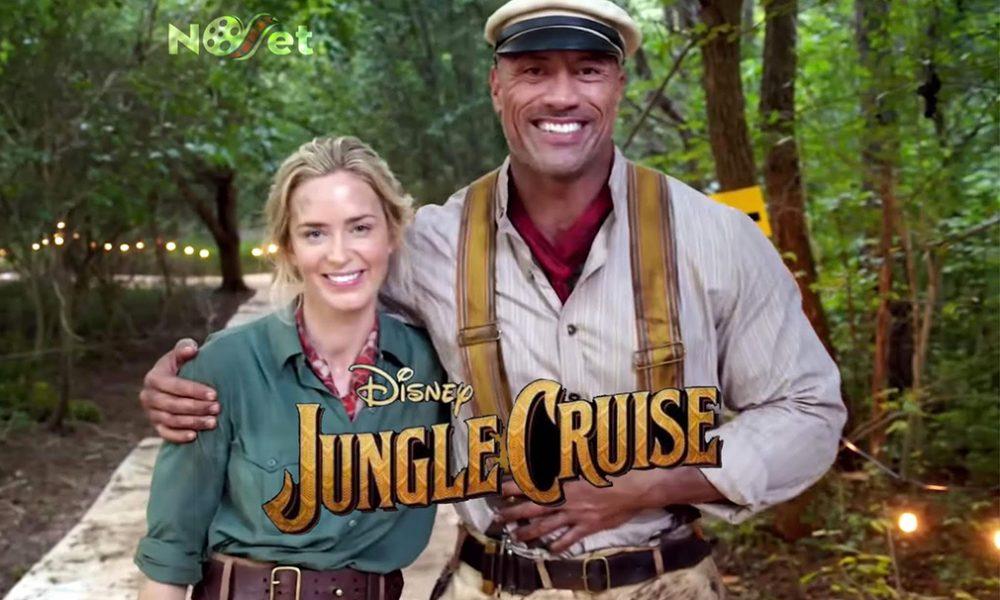 """The Rock revela """"falta de química"""" com Emily Blunt em Jungle Cruise."""