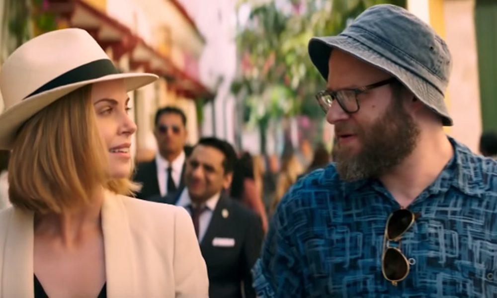 Long Shot: Filme estrelado por Charlize Theron e Seth Rogen, ganha primeiro trailer