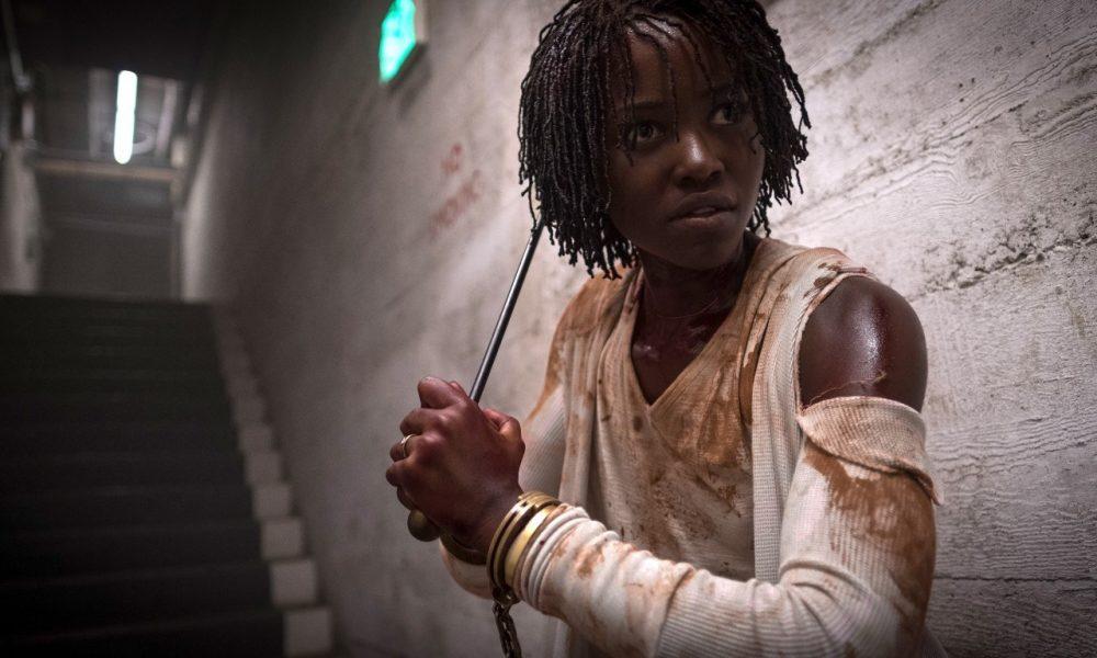 """Longa de thriller """"Nós"""" ganha um novo cartaz, estrelado por Lupita Nyong'o"""