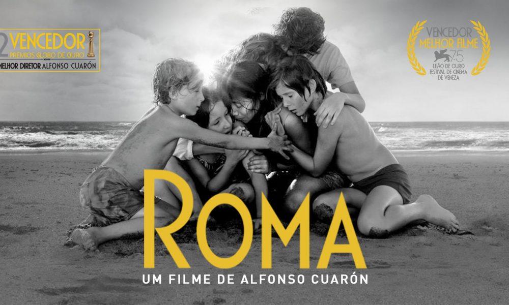 """""""ROMA"""" terá sessões especiais em cinemas de São Paulo e do Rio de Janeiro"""