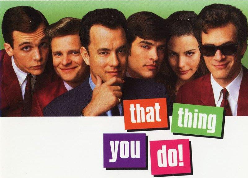 That Thing You Do!: The Wonders – O Sonho Não Acabou (1996)