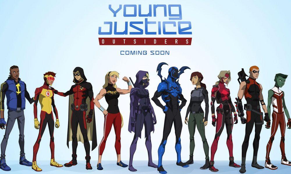 Justiça Jovem Outsiders: 3ª Temporada