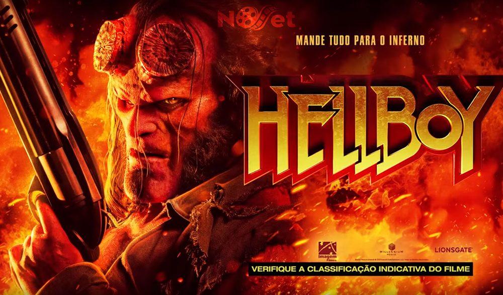 Hellboy: novo trailer traz mais ação e o anúncio da nova data de estreia.
