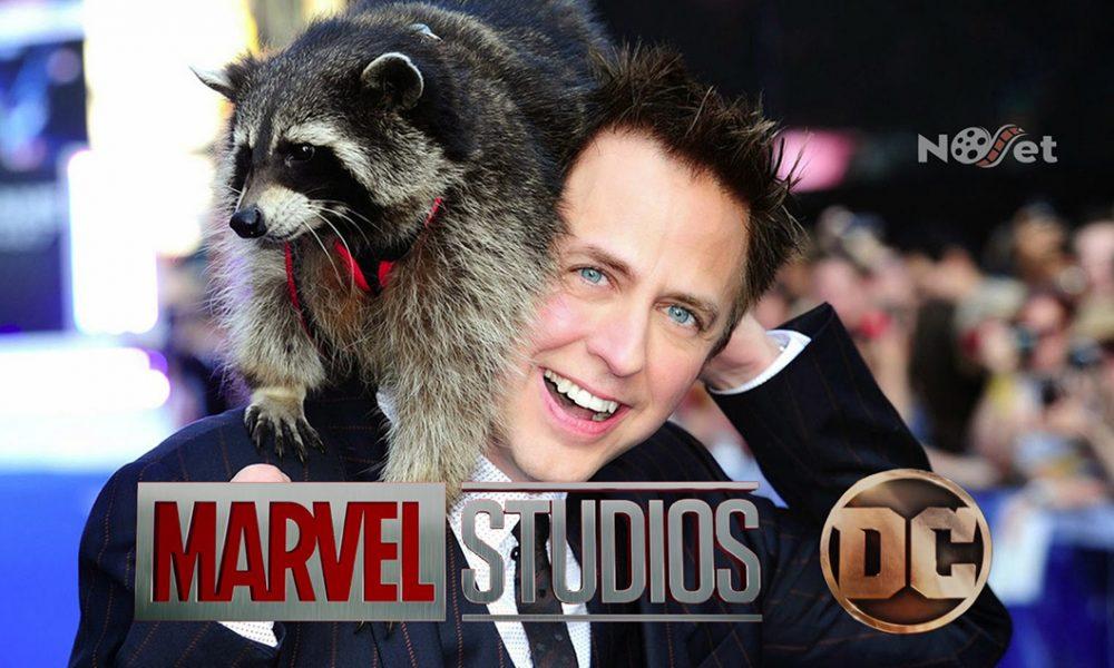 Is James Gunn the gun of Marvel or DC?