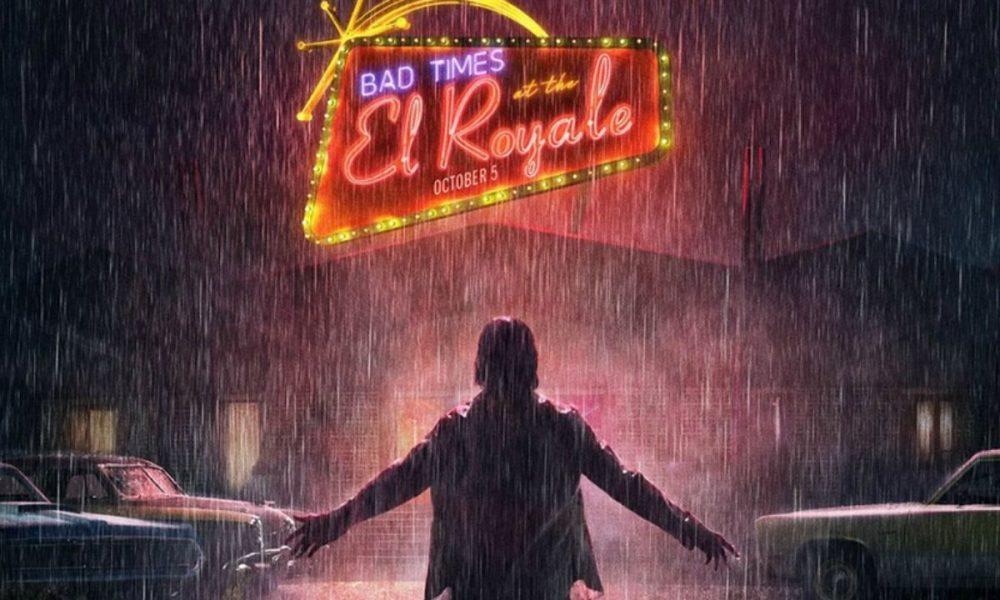 """De um lado Califórnia, do outro Nevada – """"Maus Momentos no Hotel Royale"""""""