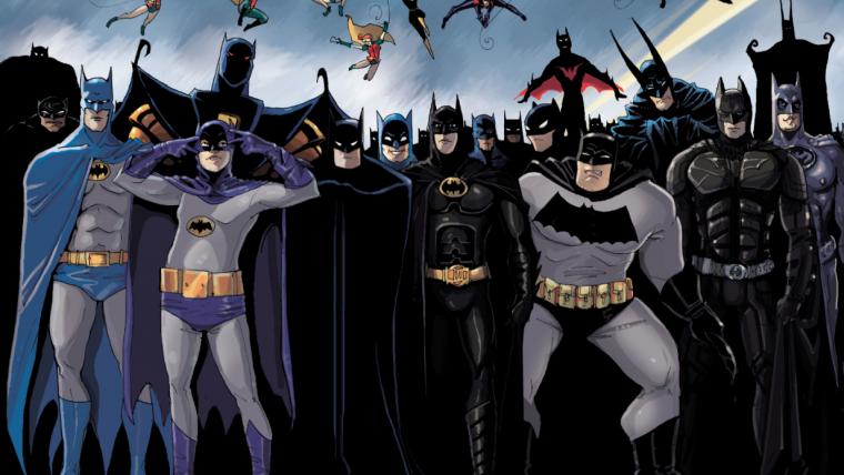 A História do Batman no Cinema e na TV (1943 – 2018)
