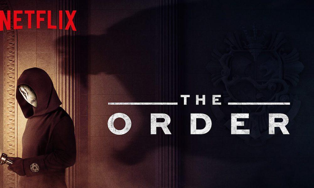 The Order: A Ordem em sua 1a Temporada na Netflix.