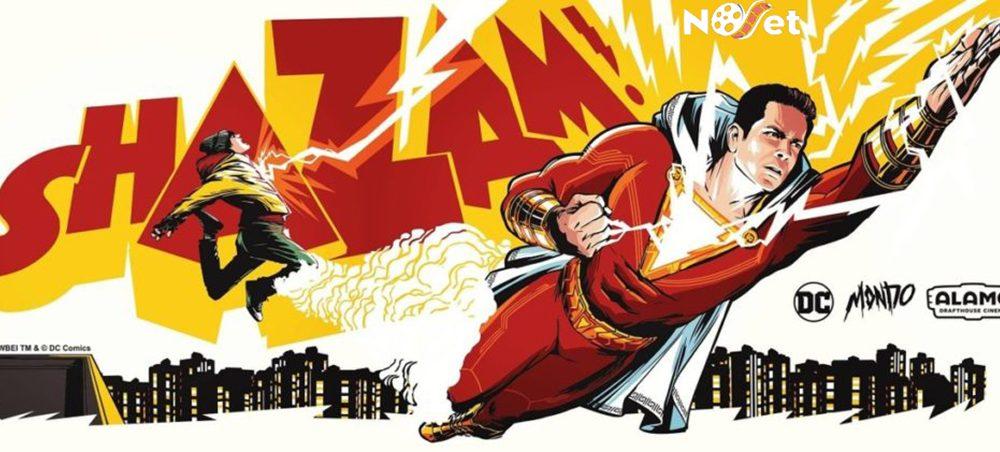 Shazam! Humor ágil, ação e aventura para todos…