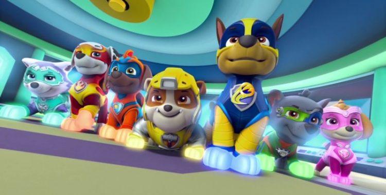 """Nickelodeon e Paris Filmes firmam acordo para longa de """"Patrulha Canina: Super Filhotes"""""""