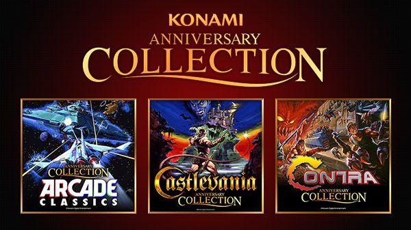 A Castlevania Anniversary Collection faz parte da comemoração do 50º aniversário da KONAMI