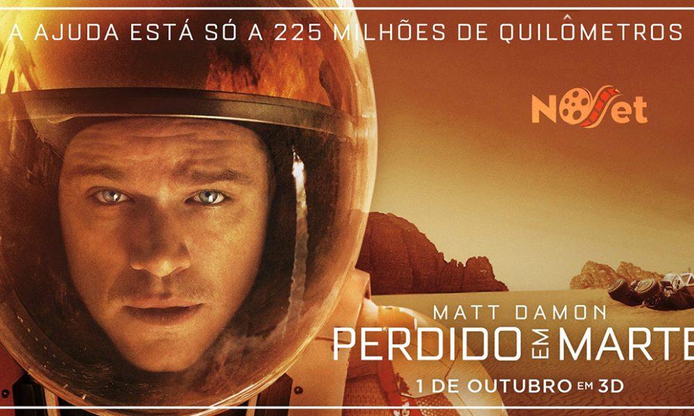 Perdido em Marte: o resgate de uma ótima ficção científica