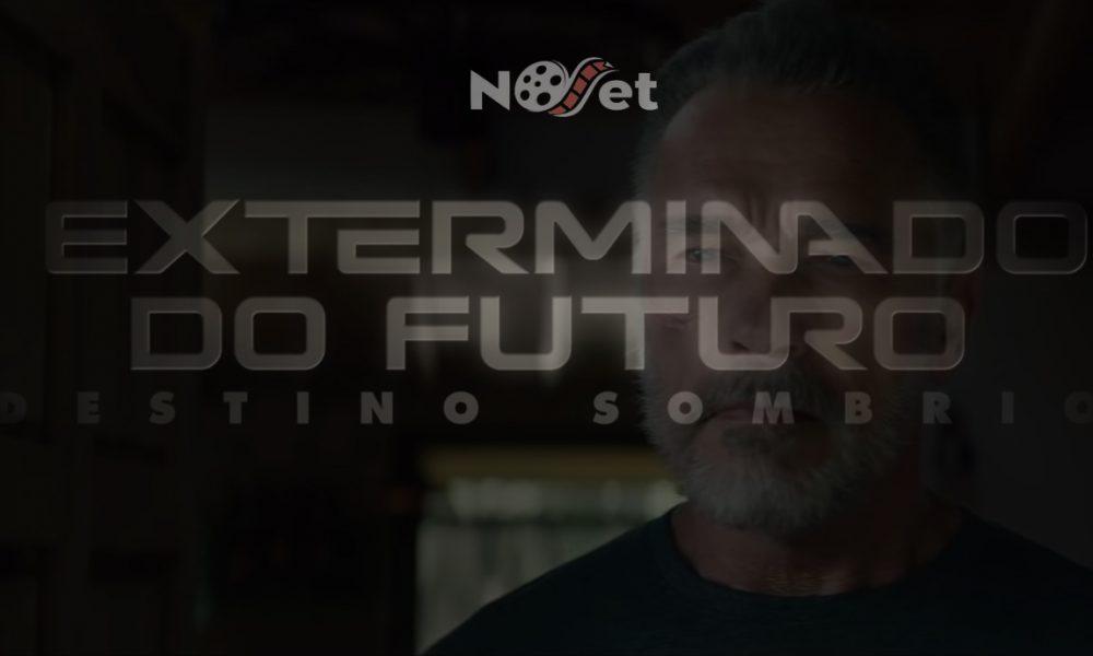 Primeiro trailer de O Exterminador do Futuro: Destino Sombrio.