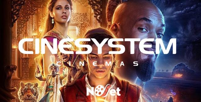 Cinesystem: Lançamentos da semana nos cinemas – 23 de maio de 2019