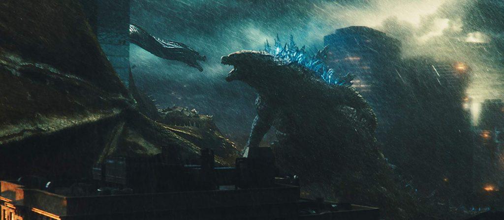 Ghidorah vs Godzilla