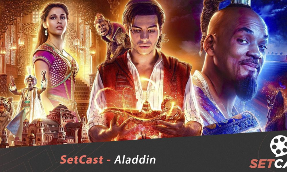 SetCast 175 – Aladdin!