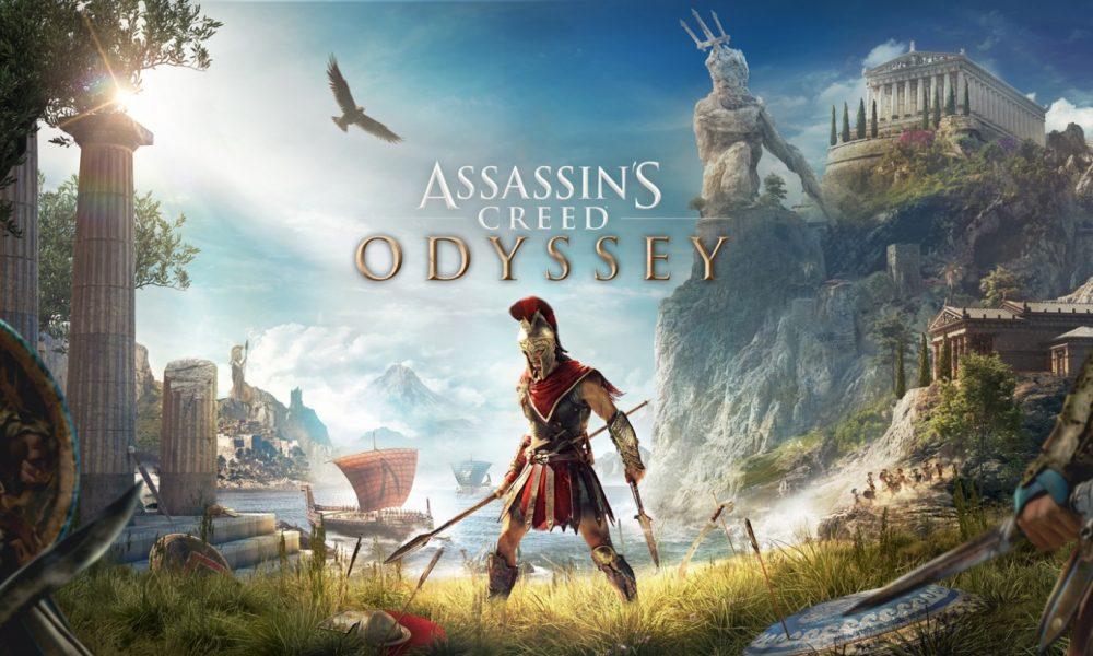 Discovery Tour: Grécia Antiga chega ainda em 2019 em Assassins Creed Odyssey