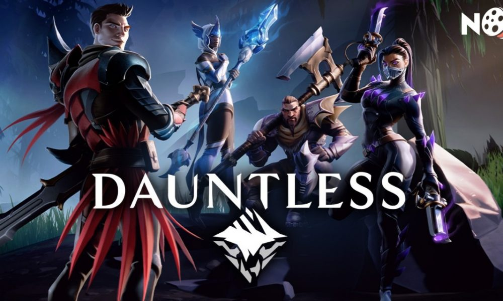 Dauntless – o fantástico jogo da Epic Games