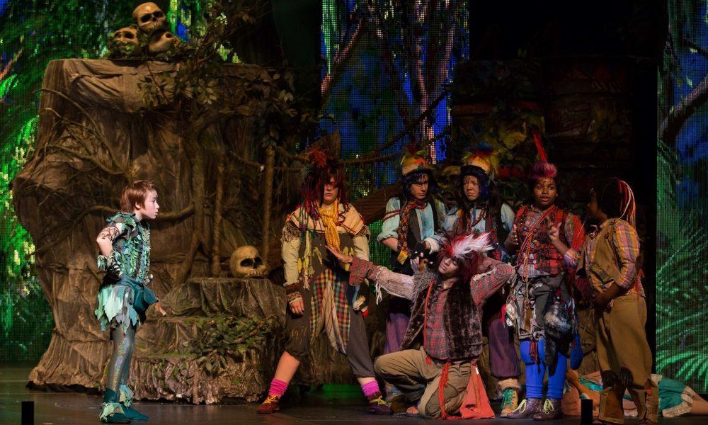 Peter Pan – O Musical reestreia dia 6 de julho  em curta temporada no Teatro Bradesco