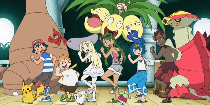 """Cartoon Network anuncia o lançamento da nova temporada de """"Pokémon, a série: Sol e Lua – Ultralendas"""""""