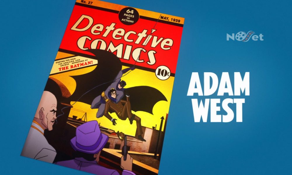 Batman: o retorno da dupla dinâmica. Review da animação.