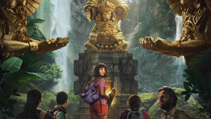 Dora e a Cidade Perdida: Segundo trailer mostra que a nova missão da aventureira na selva promete muitas risadas