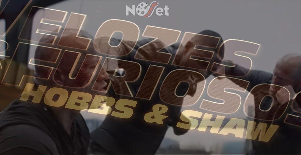 """Universal Pictures apresenta o supervilão Brixton Lore em """"Hobbs & Shaw""""."""