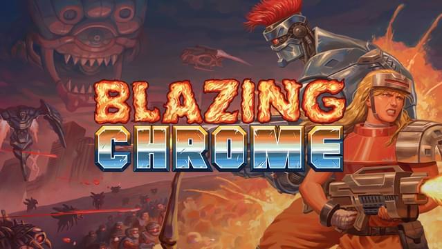 Blazing Chrome – Review