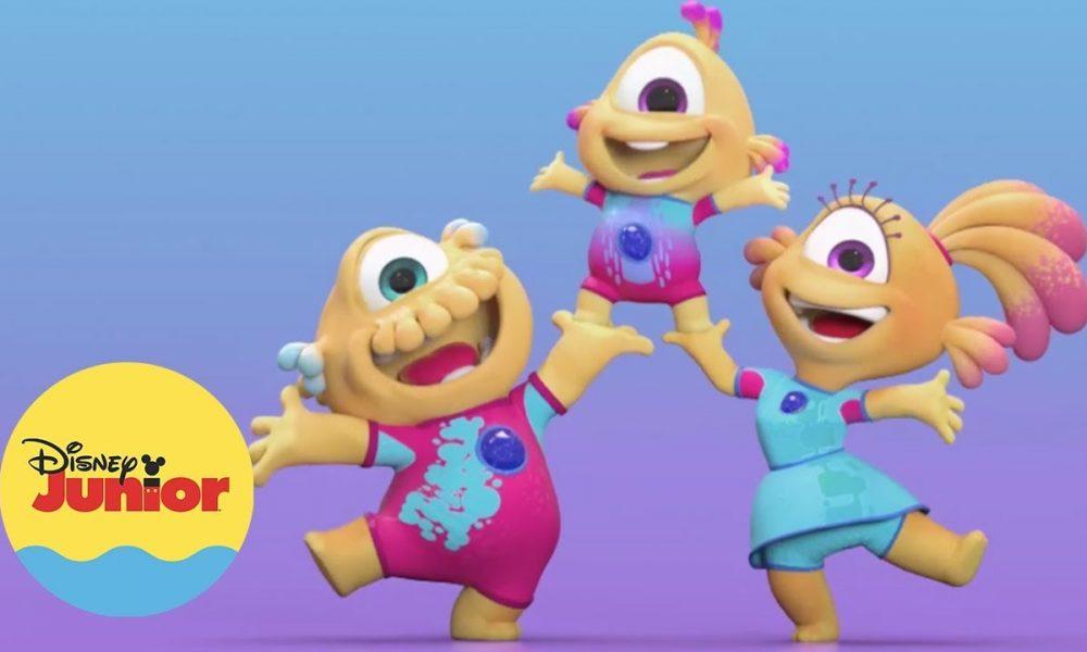 Nivis, amigos de outro mundo: Nova serie Disney Junior, estreia neste sábado