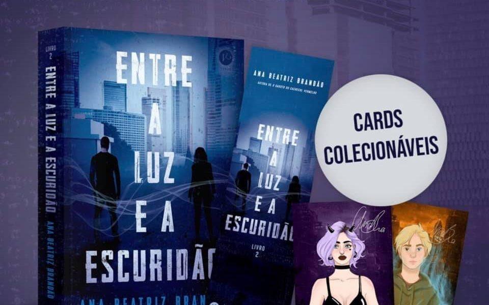 Entre a Luz e a Escuridão de Ana Beatriz Brandão, tem pré-venda na Amazon.