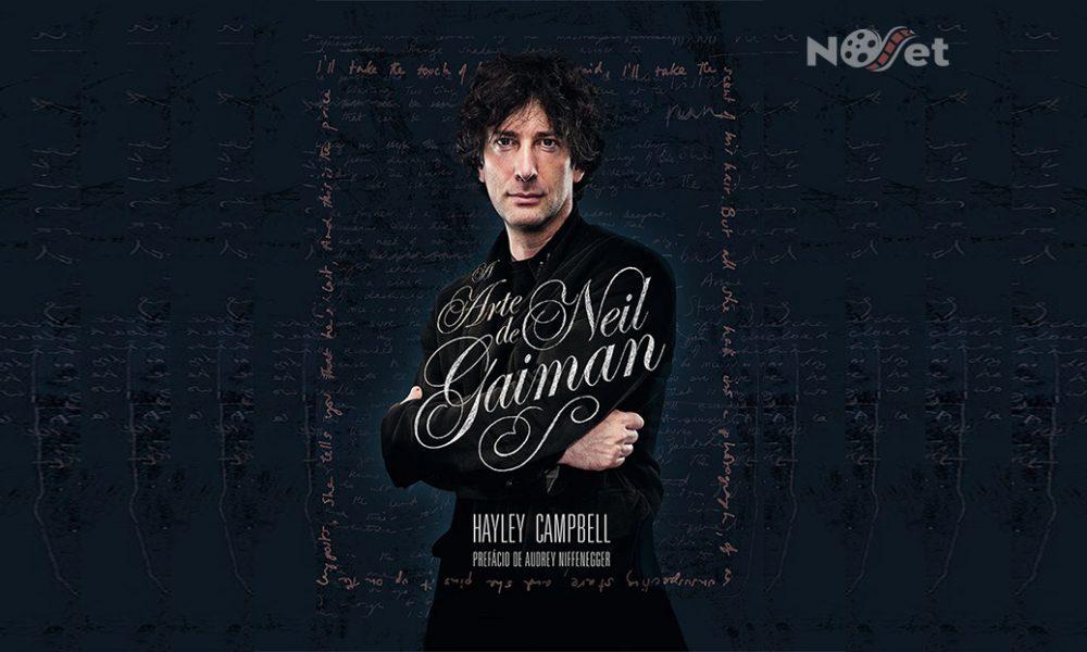 """Análise do livro """"A arte de Neil Gaiman""""."""