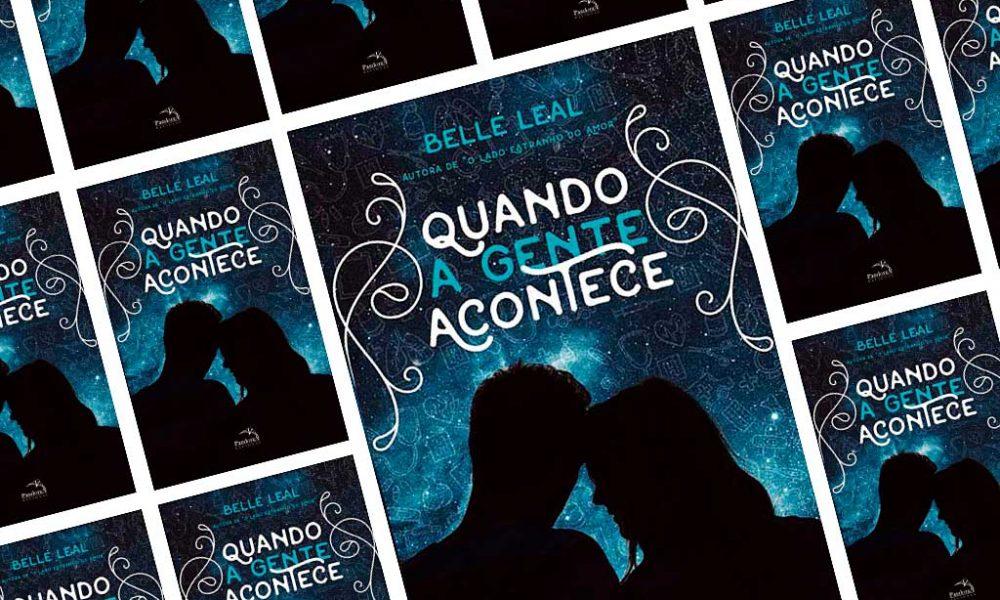 Belle Leal: Autora teen lança primeiros capítulos de sua nova obra em plataforma digital
